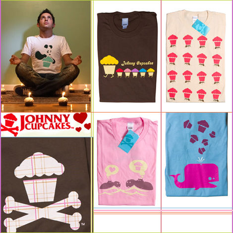 Johnnycupcakes