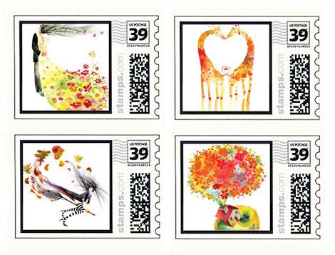 Masha_dyans_stamps