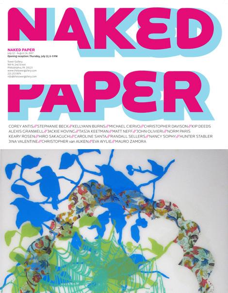 Nakedpapertowergallery