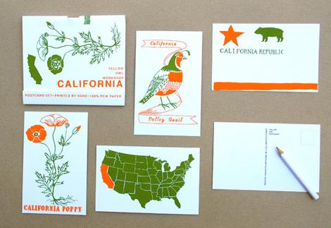 Yellow-owl-workshop-postcard
