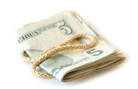 Rope-money-clip