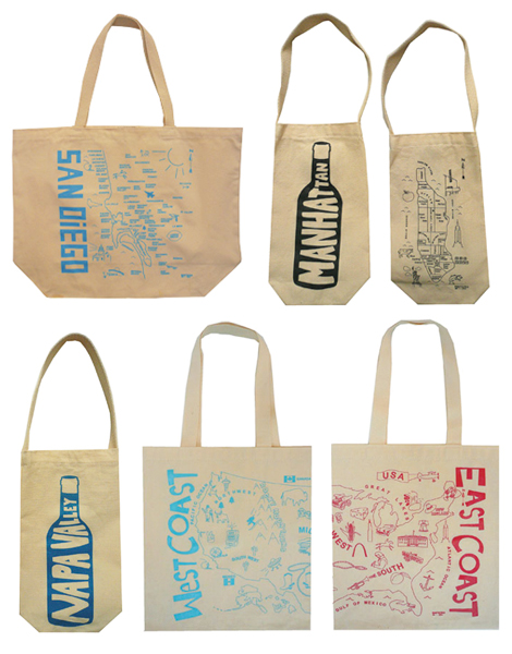 Map-totes