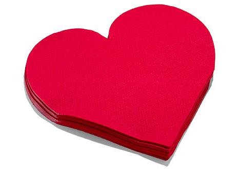 Plum-party-heart-paper-napkins