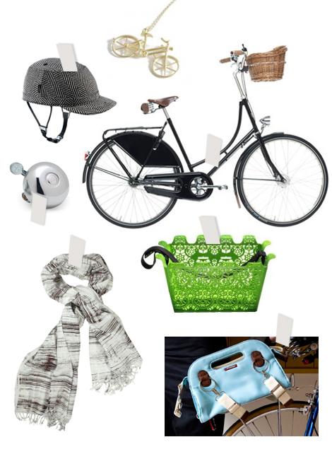 Feeling-bicycle