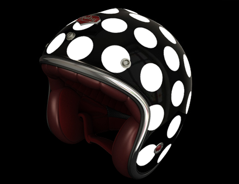 Ruby-polka-dot-helmet