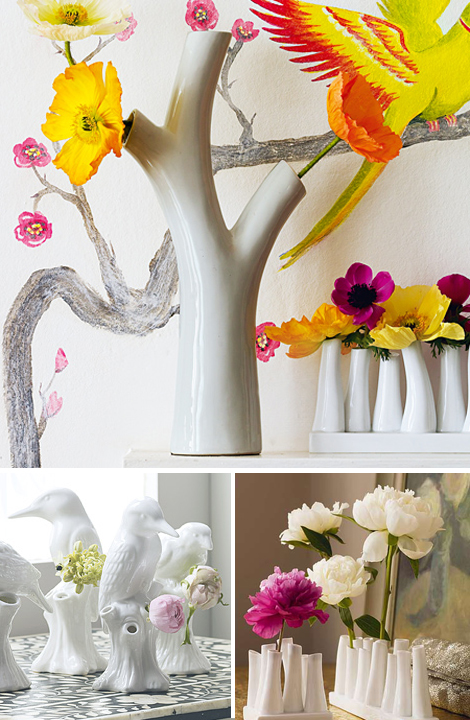 Graham-and-green-vases