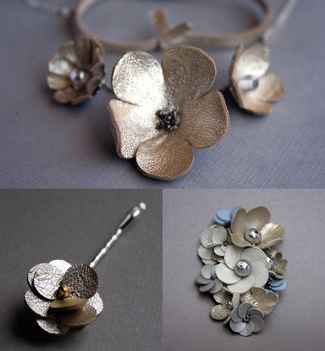 Babette-etsy-leather-flower