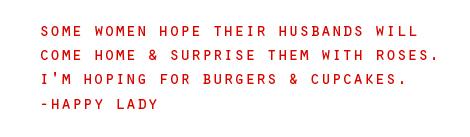 Happyladysays-burgers-cupcakes