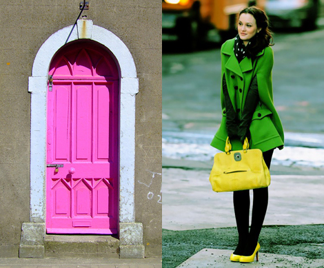 Gossip-girl-blair-green-coat
