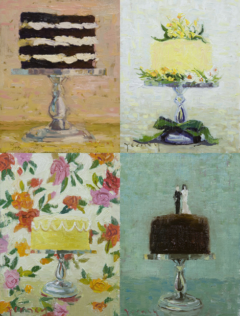 Paul-ferney-cake-paintings