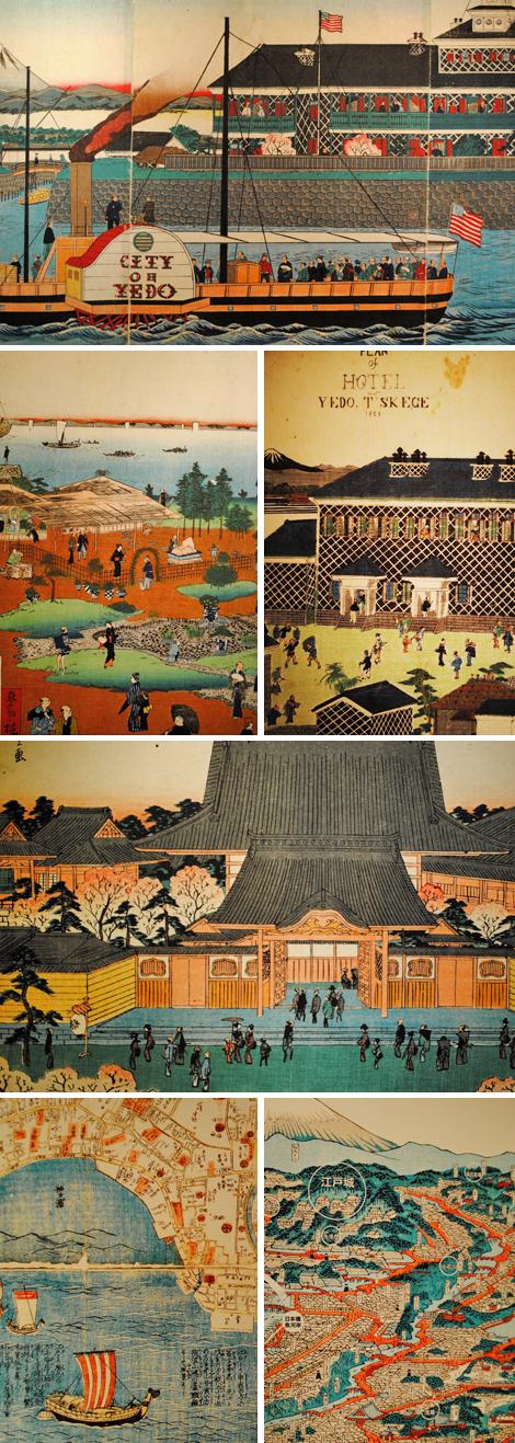 Japanese-prints-yedo
