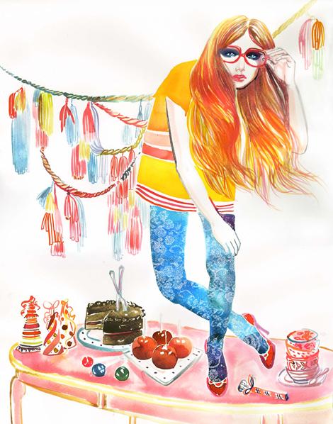 Samatha-hahn-illustration-party-time