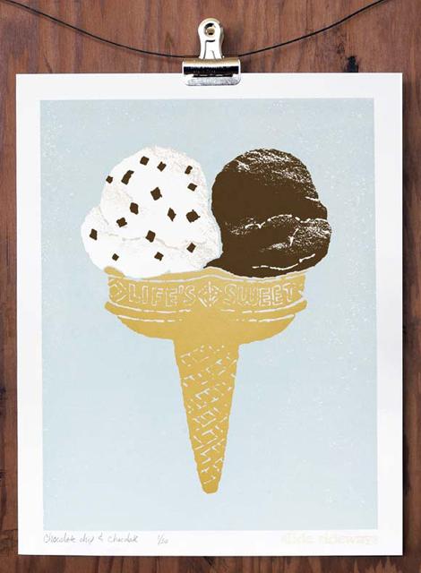 Slide-sideways-ice-cream-print