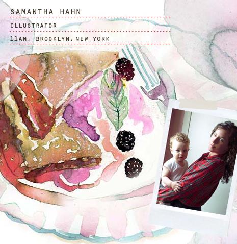 Samantha-hahn-lunch-lady
