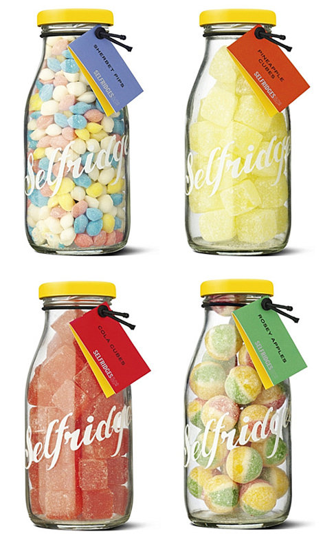 Selfridges-candy