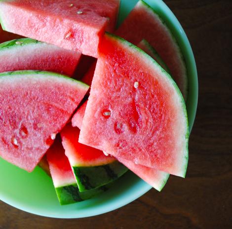 Baby-watermelon
