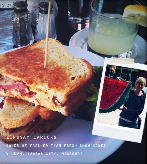 Lindsay-laricks-lunch