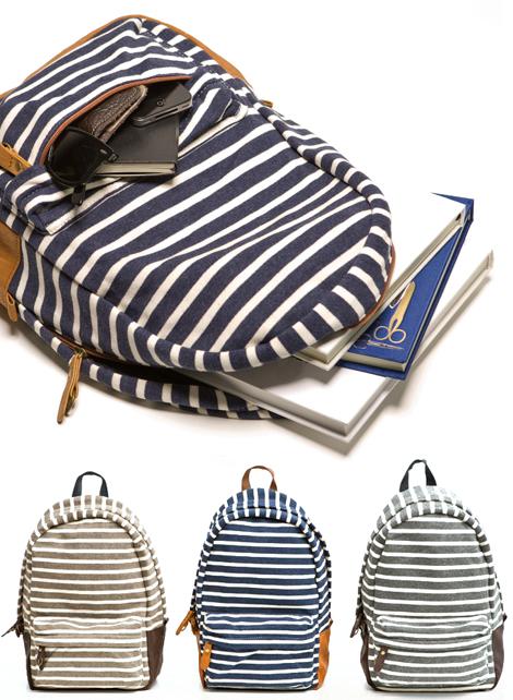 Poketo-stripe-backpack