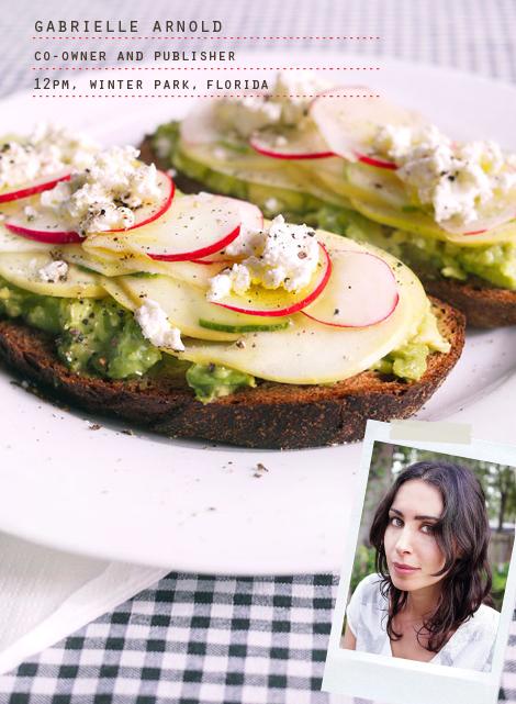 Gabrielle-arnold-lunch