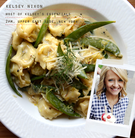 Kelsey-nixon-lunch