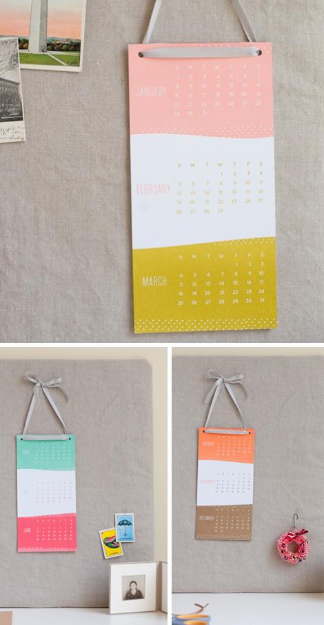 Simplesong-calendar