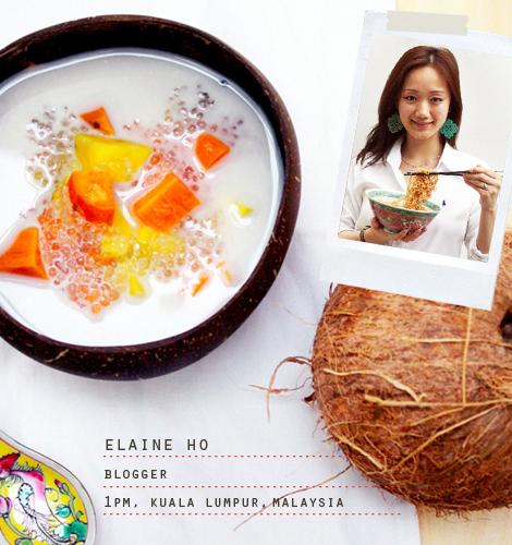 Elaine-ho-dessert