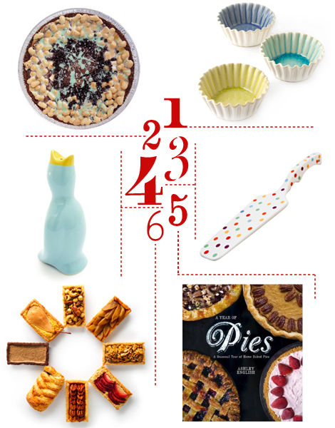 oh joy! | dining style | i love pie