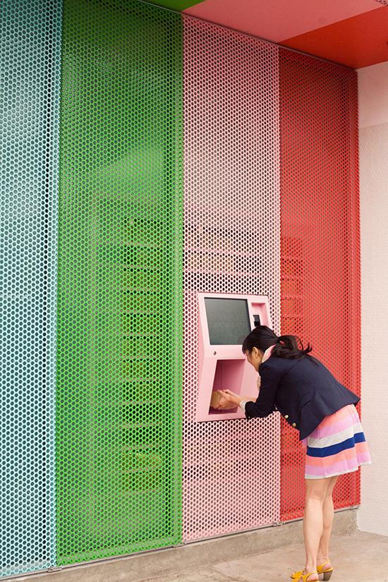 Oh Joy at Sprinkles ATM   photo by Bonnie Tsang