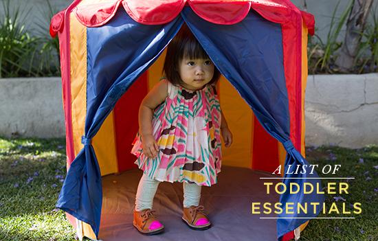 Toddler-essentials