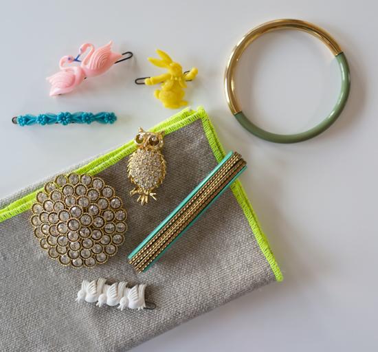 Oh Joy   vintage accessories