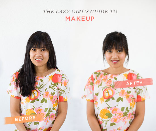 Oh Joy | Lazy Girl's Guide to Makeup