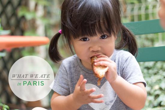 Oh Joy in Paris   What We Ate