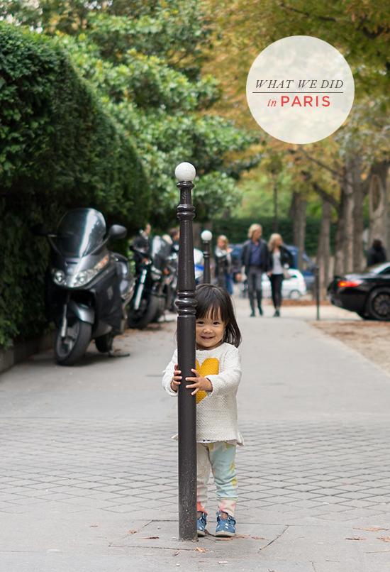 Oh Joy in Paris | What We Did