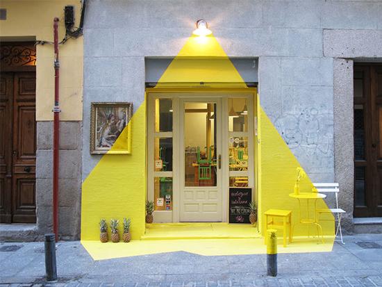 Rayen Restaurant in Madrid