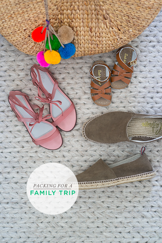 Oh Joy | Packing for a Family Trip