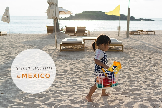 Oh Joy | What We Did in Mexico