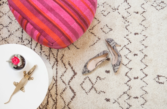 Oh Joy | Domino Rug Giveaway