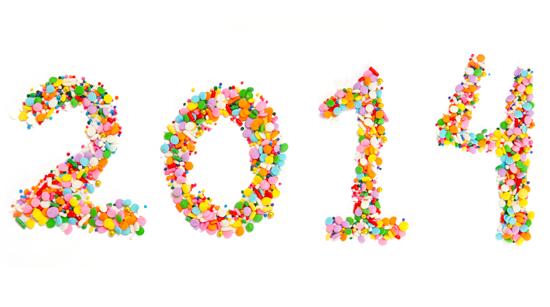 Happy 2014 from Oh Joy!