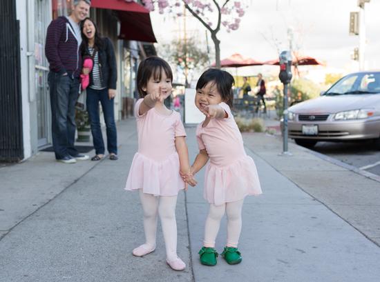 Oh Joy / Ruby ballet class