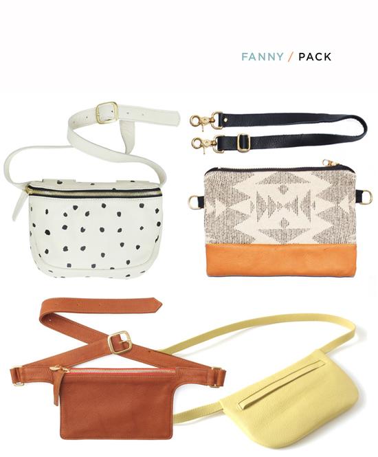 cool fanny packs