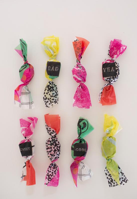 Oh Joy / DIY Treat Wrappers