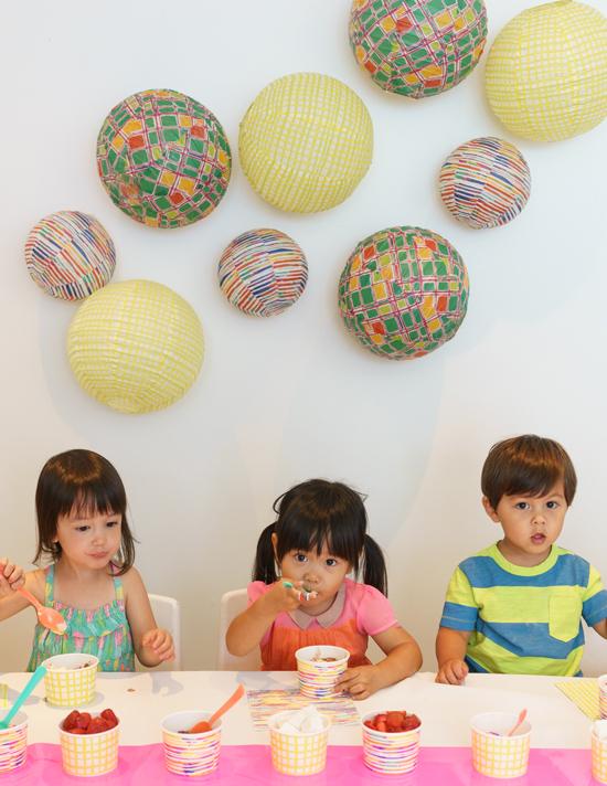 Mini Ice Cream Social