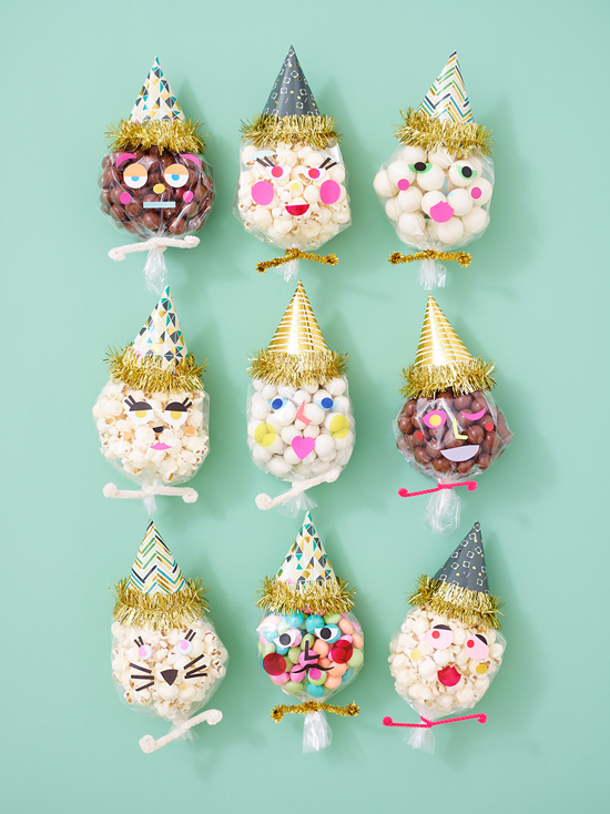 DIY Party People Favors / ThussFarrell for Oh Joy