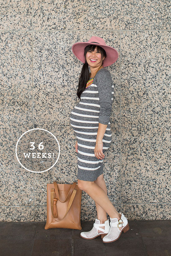 Dressing the Bump / Fall Outfits