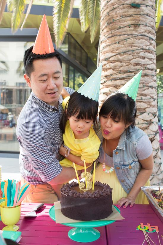 Oh Joy / Ruby's 3rd Birthday Party