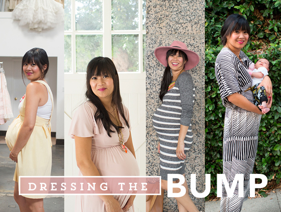 Dressing the Bump - Maternity Style Series