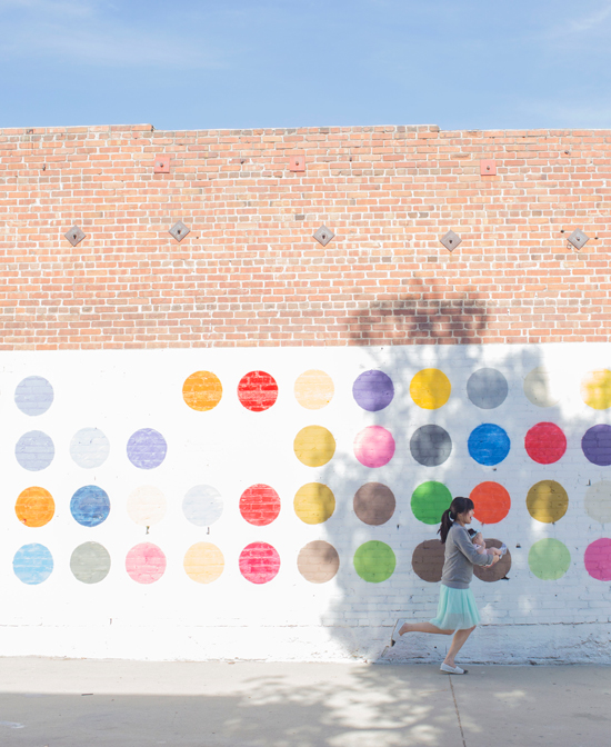 Oh Joy Dotty Wall