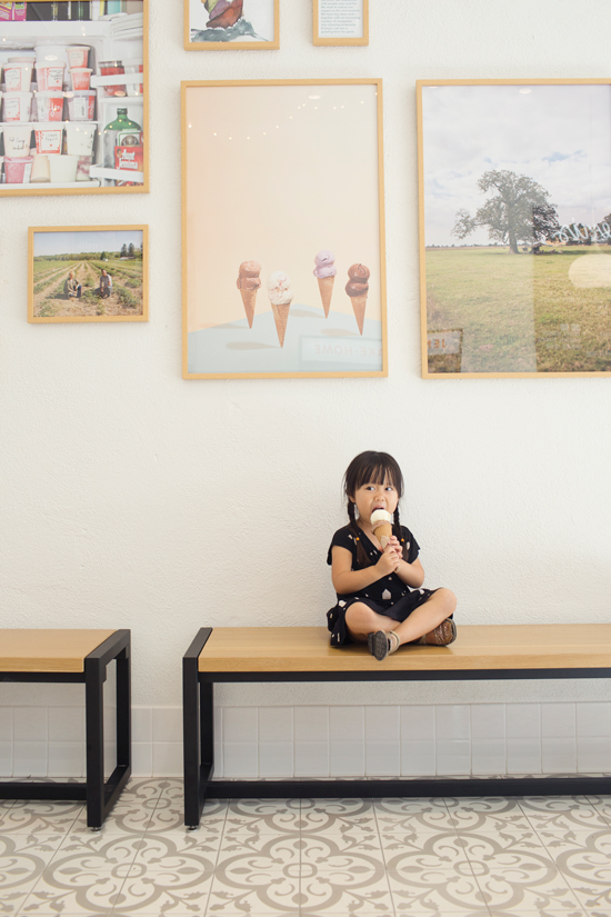 Jeni's Ice Cream / Career Day Field Trip