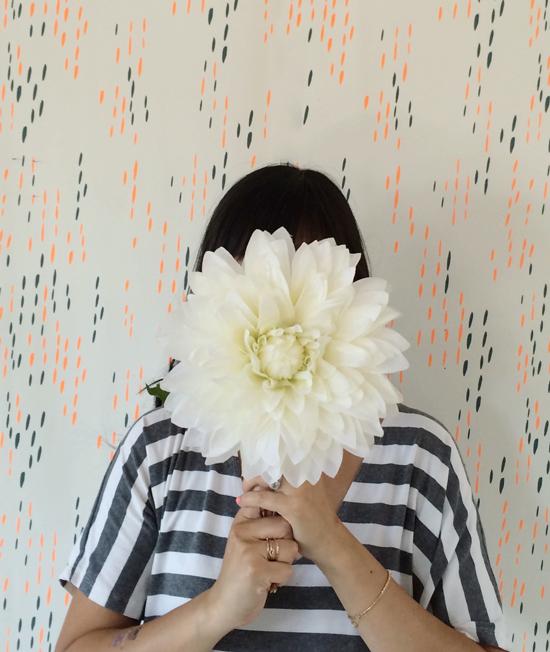 Oh Joy Giant Flower