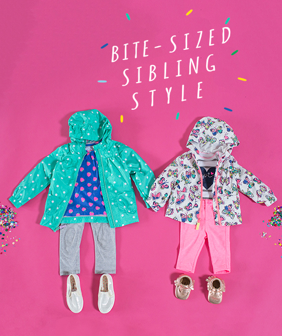 Tips on Coordinating Sibling Outfits for Photos!
